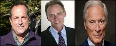 American Pictured as follows: Ned Colt w/NBC (Left) - David Carr w/NY Times (Middle) -Bob Simon w/CBS (Right).Photo courtesy of: J. Schuyler Montague | sharia unveiled What did they know..and 'who' is try...