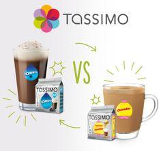 Choissisez votre saveur préférée lors du Moment Tassimo #OreovsCarambar !