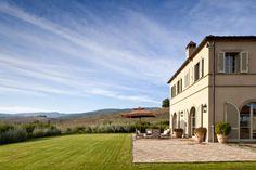 Casa del Fiume, Montalcino