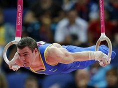 Gymnastique artistique: anneaux