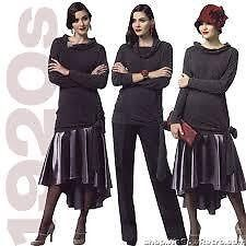 Butterick Patterns B5858 Misses' Top, Skirt and Pants Sewing Template, Size A5