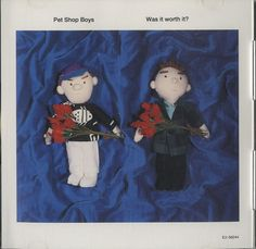 "For Sale -Pet Shop Boys Was It Worth It USA  CD single (CD5 / 5"")- See this and 250,000 other rare and vintage records & CDs at http://eil.com/"