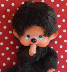 1974 Collectible Monchhichi Doll Futagonomonchhichi Sekiguchi Japan by VintageToysForAll on Etsy Little Twin Stars, Doll Toys, Hello Kitty, Handmade Items, Kawaii, Cold, Japan, Etsy, Collection