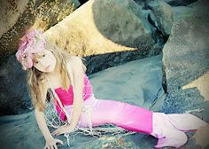 Real Mermaid tail for kids. Once my little girl knows how to swim well, I'd LOVE to get her this. Real Mermaid Tails, Mermaid Tails For Kids, Everything Is Awesome, My Little Girl, Cool Kids, Swim, Dreams, Fashion, Moda