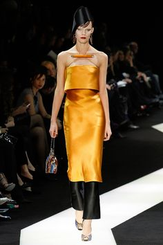 Armani Privé Spring 2013 Couture - Review - Fashion Week - Runway, Fashion Shows and Collections - Vogue