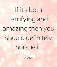 Terrifying and Amazing