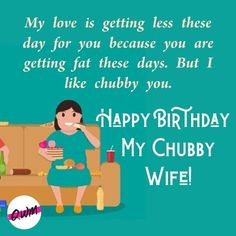We have covered for you Romantic Happy birthday wishes for wife, funny birthday quotes for wife, best bithday messages, status, greetings with images that you can say and send on her birthday. Wife Birthday Quotes, Birthday Wishes For Wife, Love And Respect, Romantic Quotes, How Beautiful, Love Her, Funny Quotes, Messages, Live