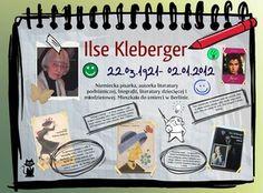 Ilse Kleberger (22.03.1921-02.01.2012)