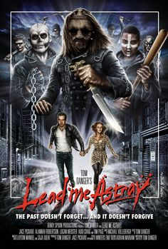 Extra Large Movie Poster Image for Lead Me Astray