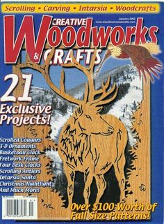 Creative Woodworks and Crafts Magazine
