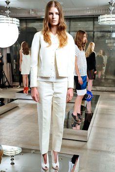 Pringle of Scotland - London Fashion Week - S/S 2014