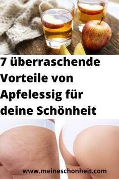 7 surprising benefits of apple cider vinegar for your beauty Low Carb Raffaelo, Diy Beauty Nails, Apple Cider Benefits, Massage Tips, Apple Cider Vinegar, Herbal Medicine, Health Diet, Healthy Dinner Recipes, Baking Soda