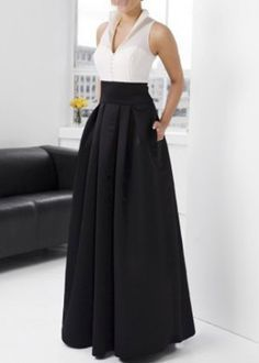 faldas largas 2015 - Buscar con Google