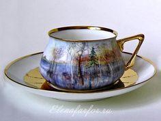 Чайная пара Времена года - Весна