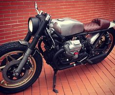 Moto Guzzi Cafe Racer by JMKL Handmade motorcycles #caferacer #motos | caferacerpasion.com