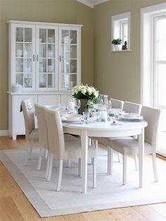 Hampton Vit 684D Table From Englesson . #Furniture