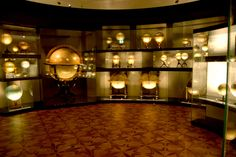 The Globe Museum - Vienna, Austria. I went here, fantastic! Museum Art Gallery, World Globes, Map Globe, Cartography, Historical Sites, Planets, Architecture, Vienna Austria, Modern