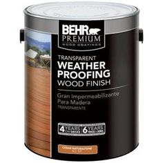 Behr's Weather Proofing Wood Finish- might work for a bright finish on the spars and the tiller.