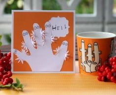 Easy Toddler Crafts, Crafts For Kids, Arts And Crafts, Diy Crafts, Tove Jansson, Moomin, Creative Cards, Cool Things To Make, Paper Art