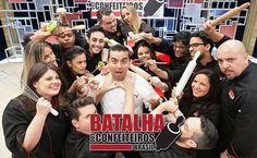 Quem irá trabalhar na Carlos's Bakery Brasil? - http://superchefs.com.br/quem-ira-trabalhar-na-carloss-bakery-brasil/ - #BatalhaDosConfeiteiros, #BuddyValastro, #CakeBoss, #CarlosSBakery