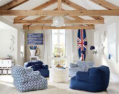 Lounge Room Decorating Ideas | East Coast Style | PBteen