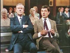 Mr Bean - Eating sweets in church. This is me in church...but i do love mr. bean!!!
