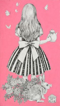 Image result for YUKO HIGUCHI ALICE IN WONDERLAND