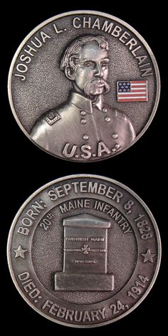 Joshua L. Chamberlain Medal by nefhithiel