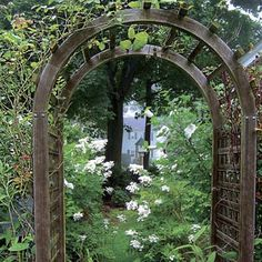 Text & Photograph by Maria Hasenecz | thisoldhouse.com | from How to Create a Relaxing Garden Retreat