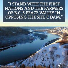 #SiteC #LNG #Fracking in BC? NO!NO!NO!