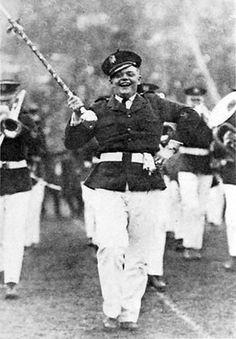 Ohio State University Marching Band - Drum Major History