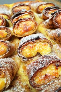 Hungarian Desserts, Hungarian Recipes, Sweet Recipes, Cake Recipes, Dessert Recipes, Good Food, Yummy Food, Pancakes And Waffles, Food Cakes