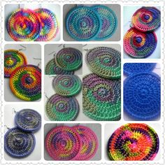 2 Pair for 15 Dollars Sale on select Crochet by ImpressiveDesigns, $15.00