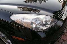 eHow Auto gets you on the fast track with repair, maintenance, and shopping advice. Whether you're jump starting a battery or insuring a new car, we can help. Cleaning Headlights On Car, Car Headlights, Car Cleaning, Cleaning Hacks, Headlight Lens, Car Freshener, Clean Your Car, Car Hacks, Iphone 6