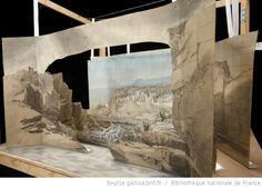 [Moïse : Acte IV : Passage de la Mer Rouge : maquette de décor en volume / Edouard Despléchin] - 7