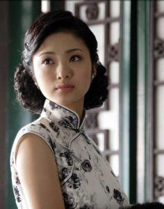 Aya Ueto 上戶彩 - Japanese Actress in Cheongsam