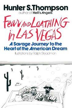 Fear and Loathing in Las Vegas - Hunter S. Thompson