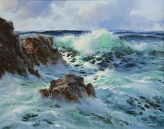 April weather - E. John Robinson