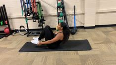 Black Girl Workouts was Created to help motivate, connect, and inspire Black women to maintain an active and healthy lifestyle physically, spiritually, and mentally. Full Body Hiit Workout, Abs Workout Video, Gym Workout Tips, Fitness Workout For Women, Abs Workout Routines, Fit Board Workouts, Workout Challenge, Model Workout, Home Workout Videos