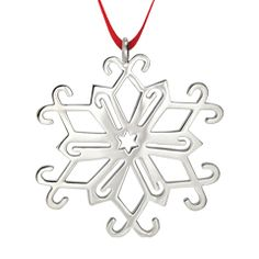 Snowflake Ornament - JH Breakell & Co. Jeweler