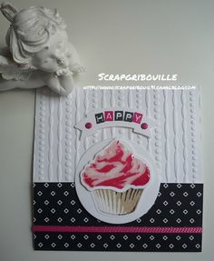#SCRAPGRIBOUILLE#StampinUp #Card #HappyBirthday