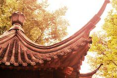 Pagoda Rooftop, Japan