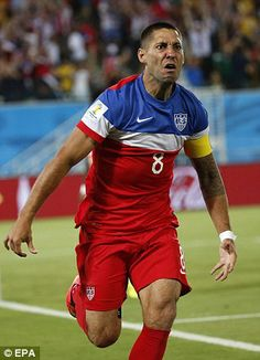 FIFA World Cup 2014 - Hero: Clint Dempsey scores in first minute