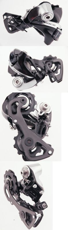 Derailleurs Rear 177813: Shimano Dura Ace Rd-9000 11 Speed Road Bike Rear Derailleur Carbon Cage 160G New -> BUY IT NOW ONLY: $133.97 on eBay!