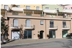 """Complesso residenziale-commerciale """"Via G.Falcone"""" - Fermo"""