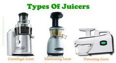 types-of-juicer
