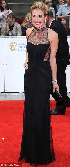 Cat Deeley - Christian Dior dress