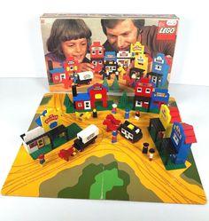 Lego System Creator avec ba complet d/'occasion avion bateau personnages Top d7