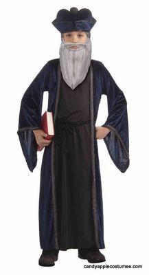 Child's Nostradamus or Galileo Costume