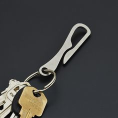 The Pelican Clip Keeps Your Keys Nearby | Cool Material